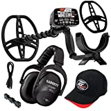 Cheap Garrett at Max Metal Detector with Z-Lynk Wireless Headphone Plus Accessories
