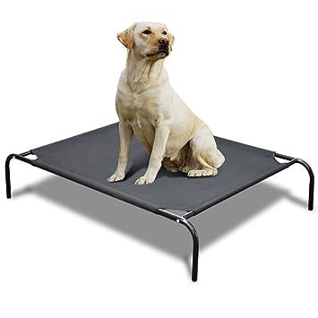 tinkertonk - nuevo gran planteadas cama para perro mascota cama en exterior/interior: Amazon.es: Jardín