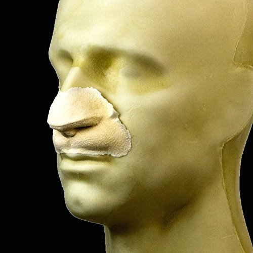 Rubber Wear Foam Latex Prosthetic - Leonine Nose FRW-083 - Makeup and Theater FX]()