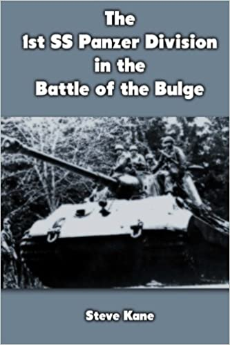 The 1st SS Panzer Division in the Battle of the Bulge