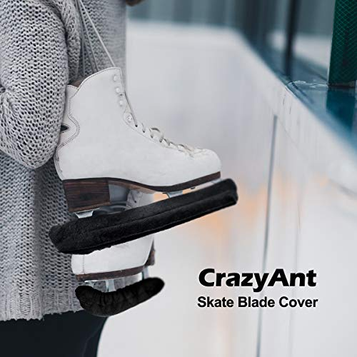 New A/&R Figure Skate Blade Guards Plastic  BLADEGARD Walk On  Protect Light Pink