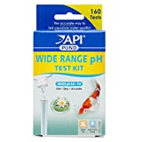 API POND WIDE RANGE pH TEST KIT