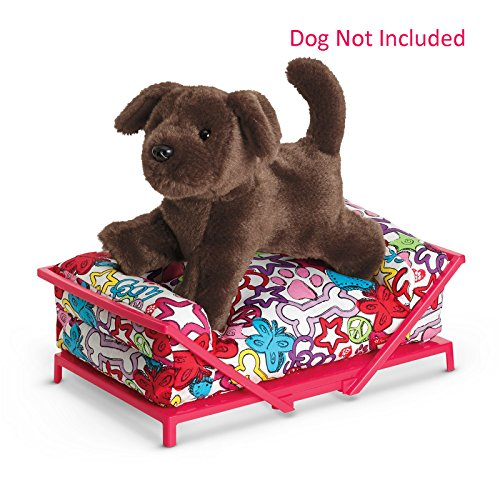 American Girl – Funky Pet Bed – My AG 2014
