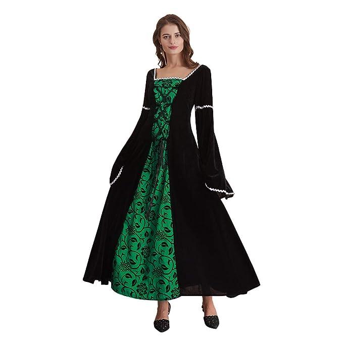 Amazon.com: Abaowedding - Vestido de mujer estilo rococó ...