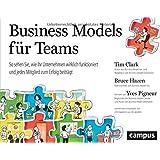 Business Models für Teams: So sehen Sie, wie Ihr Unternehmen wirklich funktioniert und jedes Mitglied zum Erfolg beiträgt