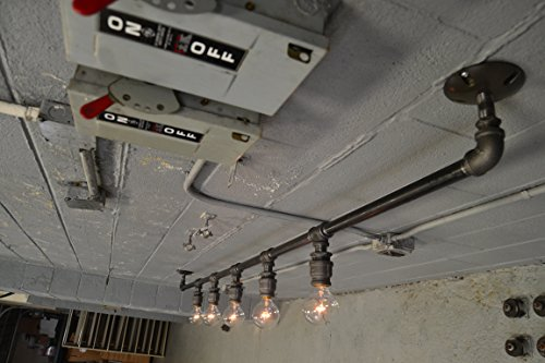 Large Industrial TRACK LIGHTING (Industrial Track Lighting)