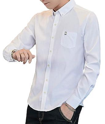 Amazon   yシャツ メンズ オック...