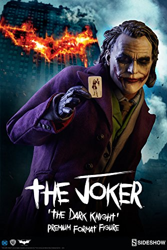 Sideshow DC Comics Collectibles Batman The Dark Knight The Joker Premium Format Figure (The Dark Knight Statue)