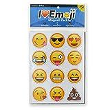 Everything Emoji Magnet Pack 24pc