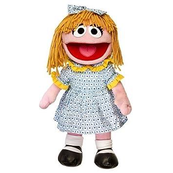Sesame Street Muppets 16 Plush Prairie Dawn Doll
