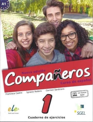 Read Online Companeros: Exercises Book with Access to Internet Support 2016: Cusro de Espanol (Spanish Edition) ebook