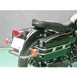ASAHI [ 旭風防 ]バイク用サイドバッグ チャンピオンバッグ [ W800 ] [ 品番 ] AC-17
