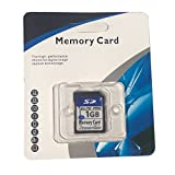 APESIN SD 1GB Security Digital SD Card,High Speed SDHC Memory Card (RETAIL PACKAGE)