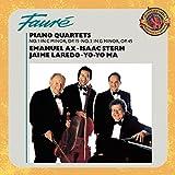 Music : Fauré: Piano Quartets Nos. 1 & 2, Opp. 15 & 45 / Massenet: 'Meditation' from Thais