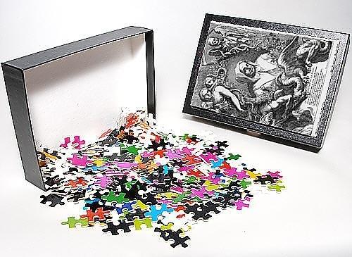 Photo Jigsaw Puzzle Of Catherine La Voisin
