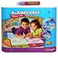 AquaDoodle Drawing Mat with Neon Color Reveal   Popular Toys