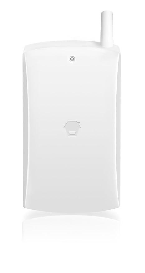 Smanos VD8000 VD8000-Detector de la vibración, 1.5 V, Color blanco