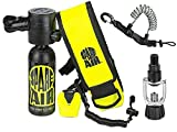New 1.7CF Spare Air Package for Scuba Divers With Fill Adapter, Holster, Leash, and FREE Quick Release Coil Lanyard ($15.95 Value) …
