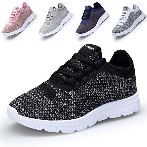 FANSITE Kid's Lightweight Sneakers Boys and Girls Toddler Cute Casual Running Shoes