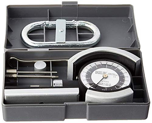 - Baseline174; Mechanical Push-Pull Dynamometer, 22 lb. Capacity