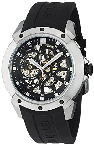 Stuhrling Original Men's 539.33161 Leisure Gen-X Crucible XT Automatic Skeleton Stainless steel Case Watch