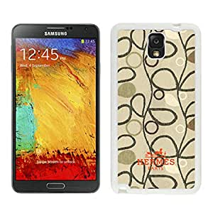 Popular Designed Phone Case For Samsung Galaxy Note 3 N900A N900V N900P N900T With Hermes 20 White Phone Case