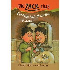 Through the Medicine Cabinet (Zack Files (Prebound))