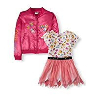 JoJo Siwa Jacket and Tutu Dress for Girls Sizes 4-16