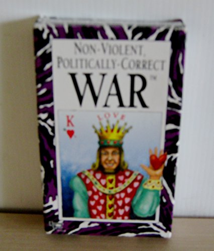 University Games Non-Violent, Politically-Correct War Card Game (Best Non Violent Games)