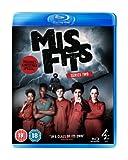 Misfits Series 2 [Blu-ray] [Import]
