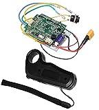 PROMOTOR Electric Skateboard Remote, 36V Dual Brushless Motor Longboard Skateboard Control Remote System ESC Substitute Handy