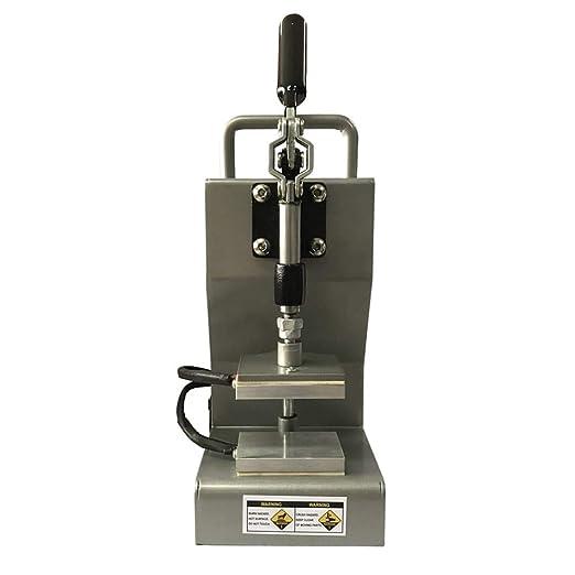 DEVILPRESS S8 Mini prensa manual de calor para extracción de ...