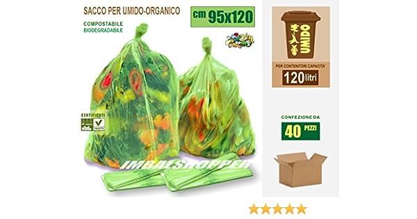 Imbalshopper - Bolsas para biodegradables compostables para basura ...