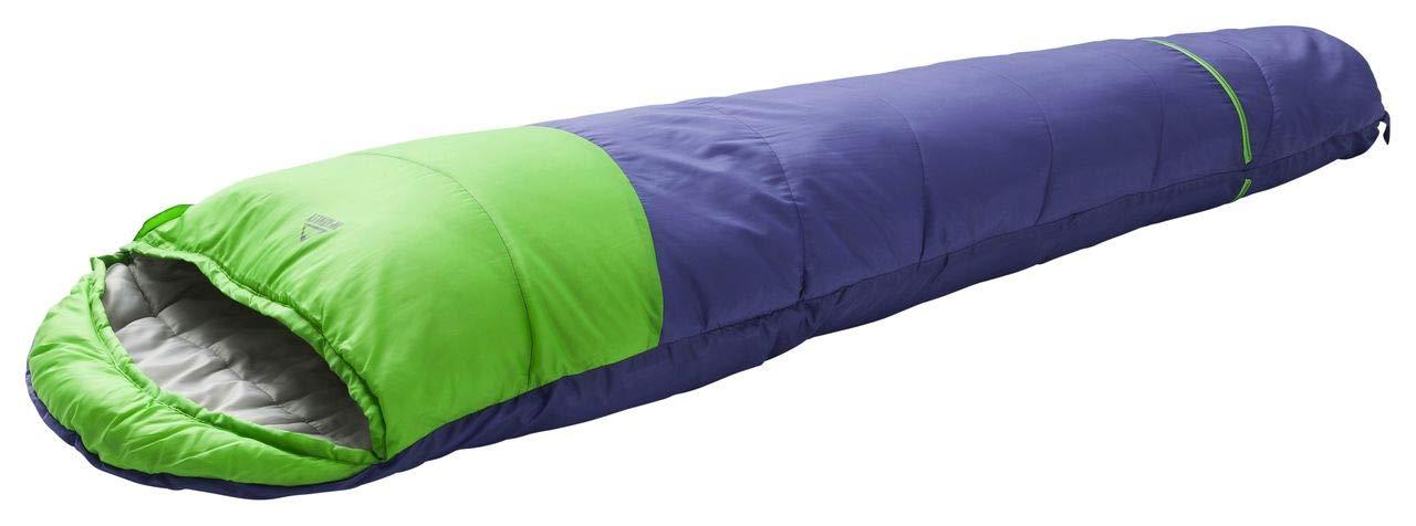 McKinley Momia Saco de Dormir de 261770 Momia Saco de Dormir, Color Grau/Grün/Blau, tamaño 125L, 0.6: Amazon.es: Deportes y aire libre