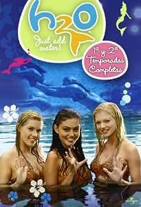 H2o Temporadas 1 Y 2 [DVD]