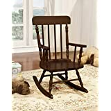 Major-Q Sh70107511 Wooden Rocking Chair