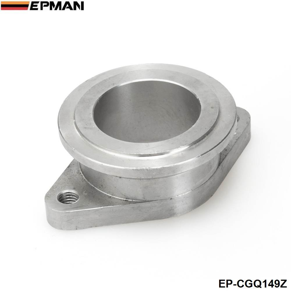 EPMAN Stainless steel 38mm to 44mm Vband MV-R Wastegate Flange Adapter: Fits Universal RUIAN EP INTERNATIONAL TRADE CO. LTD