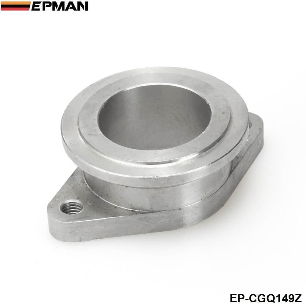 EPMAN Stainless steel 38mm to 44mm Vband MV-R Wastegate Flange Adapter: Fits Universal RUIAN EP INTERNATIONAL TRADE CO. LTD