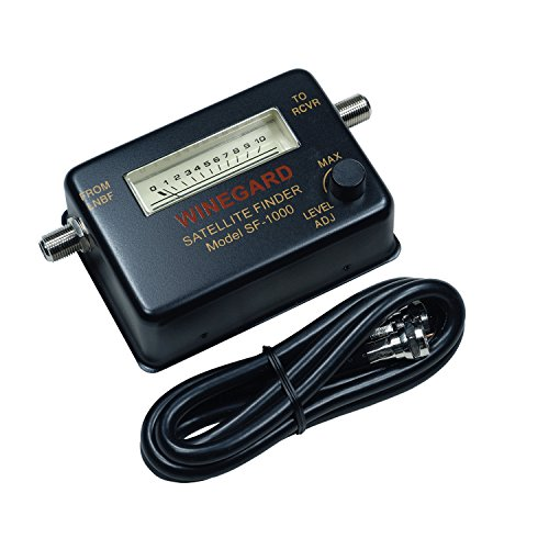 (Winegard SF-1000 Satellite Finder Meter)