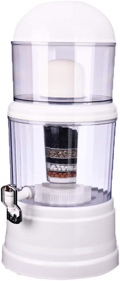 GJJSZ Filtro de Agua 14L Purificador de Agua para el hogar ...
