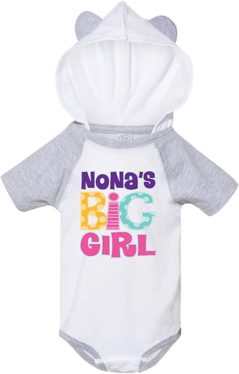 inktastic Nonas Big Girl Infant Creeper