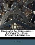 Utdrag Ur en Reseber?Ttelse, Georg Swederus, 1279437294