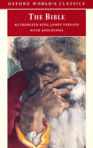 The Bible: Authorized King James Version with Apocrypha