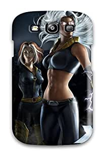 1354096K50675371 Snap On Case Cover Skin For Galaxy S3(x-men)