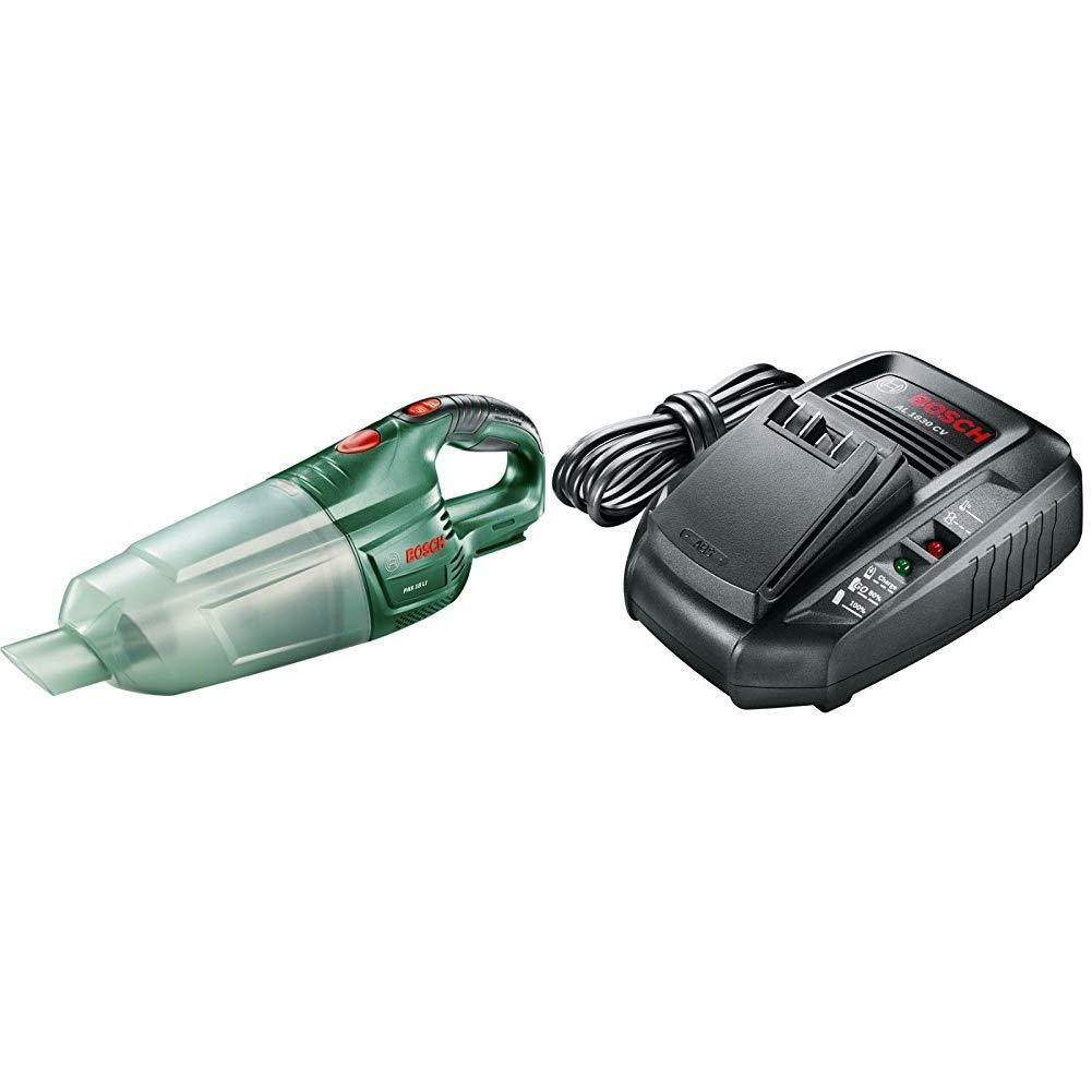 Bosch 0.603.3B9.001 Aspirador 18 W, 18 V, Negro, Verde + ...