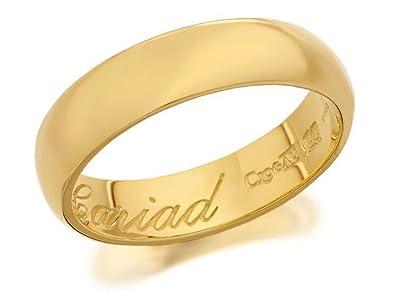 523a92cfb776 Clogau Mens Gents Jewellery 9ct Yellow Gold Cariad Windsor Wedding ...