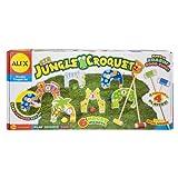 ALEX Toys - Active Play Jungle Croquet 88J