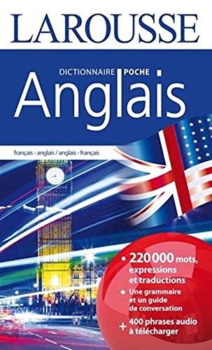 Dictionnaire Larousse Poche Anglais / Francais / Anglais ; English / French / English Dictionary (French Edition)