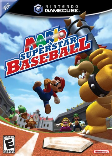 Mario Superstar Baseball - Gamecube (Renewed)