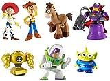 Disney Pixar Toy Story 20th Anniversary Al's Toy Barn Buddies 7-Pack Gift Set